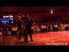 PasoDoble - Michael Malitowski & Joanna Leunis - Euro Dance Festival 2014