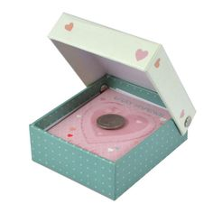 Wedding Lucky Sixpence In Gift Box