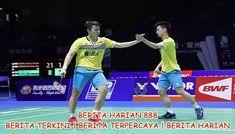 Indonesia Harapkan Gelar di Final Turnamen Bulutangkis China | BERITA HARIAN 888 Badminton, Basketball Court, Tokyo, Sports, Hs Sports, Tokyo Japan, Sport