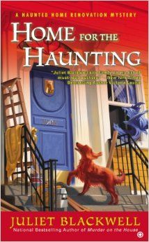 Home For the Haunting from author @JulietBlackwell coming Dec. 3