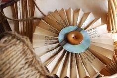 { the vintage wren }: :: paper ornaments