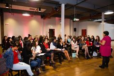 Meet IGNITE: The Organization Working To Get Millennial Women To Take Over…