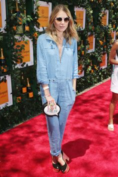 Well-Spent Dollar: Shop Affordable Jumpsuits & Rompers for Summer - The Inspiration: Dree Hemingway