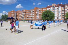 4º Campeonato de Fútbol Organizado por  la Asociación Llano Grande en Madrid