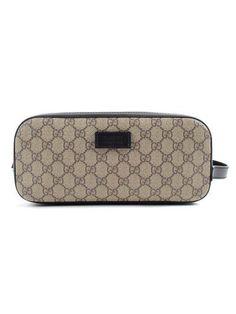 GUCCI Gucci Gg Supreme/ Sell Toiletry. #gucci #bags #