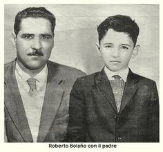 Roberto Bolaño. In Cile con il padre