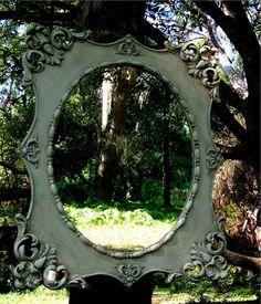 Gorgeous Ornate Mirror #AnnieSloanUnfolded