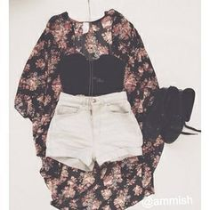 511905dde7c Actually love this!!! Concert Outfit Summer