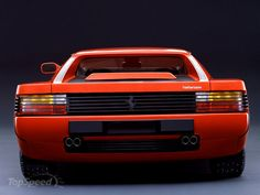 1984 - 1991 Ferrari Testarossa | car review @ Top Speed
