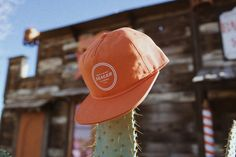Forged in the West, and built to last.   The 'Revolver' Snapback.