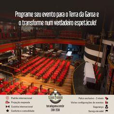 #EspaçoparaEventos  Terra da Garoa é o espaço mais charmoso de São Paulo!  A Casa de espetáculos e de Conceito Único oferece ao seu evento, inovação e tecnologia, qualidade em A & B, shows e artistas diversos, conforto e comodidade em seu total!  Lugar rico em cultura, arte e música está aberto a flexibilidade do espaço e gastronomia para atender da melhor maneira as mais diferentes demandas!  Transforme o seu evento em um momento único!