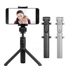 Xiaomi Selfie Stick - $17.59 (coupon: AFF15) Bluetooth Remote Shutter Tripod Holder BLACK  Portable Monopod Extendable Handheld  #Xiaomi, #Selfie, #Bluetooth, #Remote, #Tripod, #Holder, #Monopod, #селфи, #gearbest, #штатив         4943
