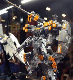 GUNDAM GUY: Gunpla Builders World Cup (GBWC) 2013 USA Entries - On Display Image Gallery @ Anime Expo 2013