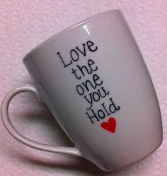 Mumford And Sons - Lyrics Coffee Mug