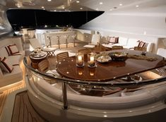 Boat Goa is the finest yacht charter company in Goa. We provide you with extensive fleet of boats, yachts on rent. Benetti Yachts, Azimut Yachts, Luxury Yacht Interior, Luxury Yachts, Luxury Boats, Luxury Houseboats, Homemade Xmas Decorations, Decorating Apps, Yacht Builders