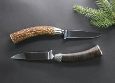 Accessories, Blade, Jewelry Gifts, Hunting, Knives, Handmade, Silver, Handarbeit