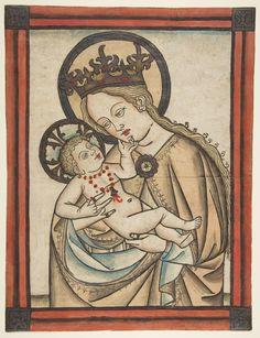 Madonna and Child, ca. 1460-70