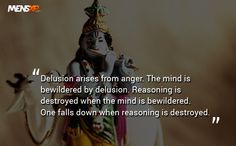The article is a compilation of 16 quotes as told by Lord Krishna that are so powerful and insightful, theyre going to change your life. Powerful Quotes, Wise Quotes, Inspirational Quotes, Qoutes, Motivational Quotes, Shree Krishna, Lord Krishna, Shiva, Krishna Leela