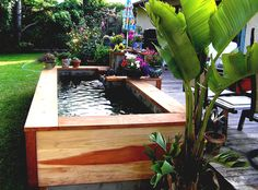 Koi Pond Ideas On Pinterest Koi Ponds Ponds And Fish Ponds