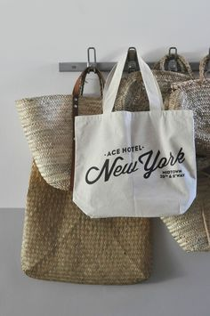 Midtown New York Tote - Ace Hotel