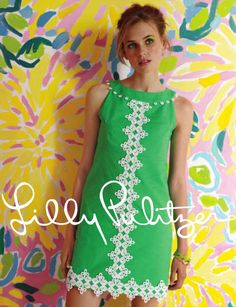 color inspriation from lilly pulitzer ad matchbook 4.11   @Rachael__Anne