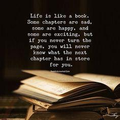 Life Is Like A Book - https://themindsjournal.com/life-like-book/