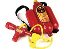 Fireman's Water Sprayer - Outside