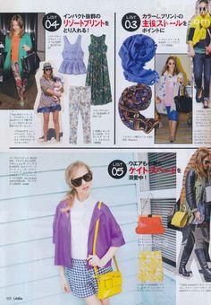 Jessica Alba Style GISELe 08/12 Jessica Alba Style, Gisele, Japanese, Magazine, Coat, Jackets, Fashion, Down Jackets, Moda