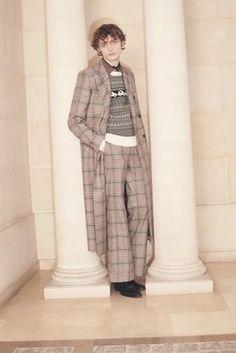 Paul & Joe Fall 2018 Menswear Fashion Show Collection