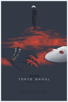 |Tokyo Ghoul Poster|
