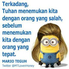 from : mario teguh