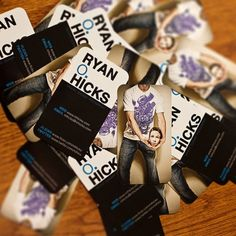 Hysterically funny business cards are keepers! Stop giving out boring business cards! Your business is awesome, shouldn't your cards reflect your awesomeness?
