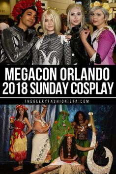 MegaCon Orlando 2018 Sunday Cosplay - The Geeky Fashionista Anime Conventions, Blog Tips, Orlando, Travel Tips, Blogging, Interview, Sunday, The Incredibles, Cosplay