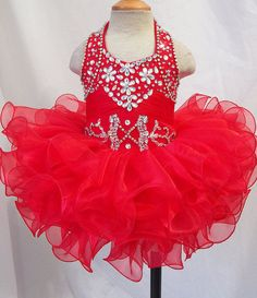 Infant/toddler/kids/baby/children Girl's Pageant/prom Dress/clothing 1-4T G153-8  | eBay