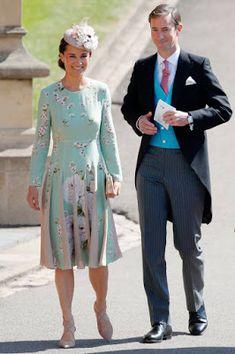 Pippa Middleton & James Matthews @ Royal Wedding