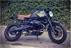 """Custom BMW R1100GS 