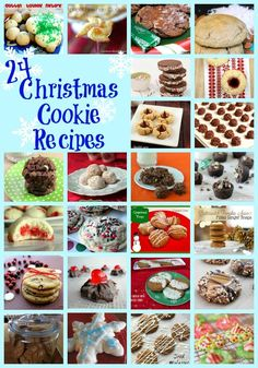 24 Christmas Cookie Exchange Recipes - events to CELEBRATE!