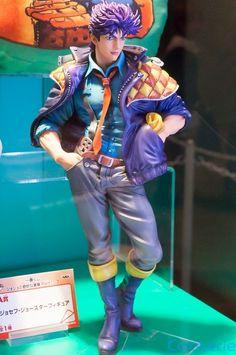 JoJo's Bizarre Adventure Joseph Joestar Figure Ichiban kuji Banpresto FREE SHIP