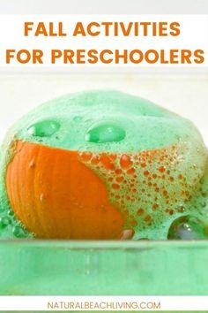 50+ Fall Activities for Preschoolers - Fun Fall Activities - Natural Beach Living
