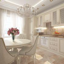 Кухня в 1-комнатной квартире (ЖК Шоколад)