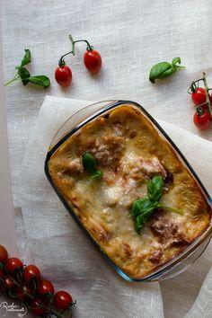 Ruoka-alkemisti: Perinteinen lasagne vegaanisena
