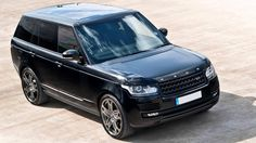 2013 Land Rover Range Rover TDV6 Vogue by Kahn Design picture - doc520103