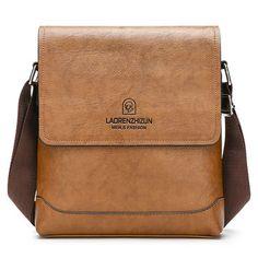 e8cc54cee3 Men Business Casual Messenger Bag Office Briefcase Shoulder Bag for  Ipad Tablet