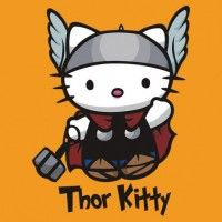 Hello Kitty Superheroes