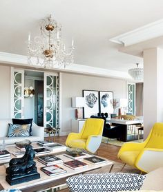 Fabulous Room Friday 03.14.14 #yellow