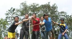 Bali Outing Ubud Camp Half Day