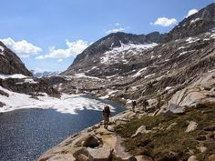 Pacific Crest Trail (25 Best Hikes in the World).