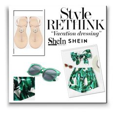 """""""Shein 01"""" by ermina-camdzic ❤ liked on Polyvore featuring Ultimate and shein"""