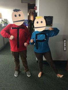 This is how you do couples Halloween