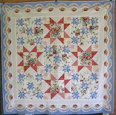 Americana Rose I love Cyndi Walker's design!